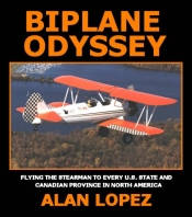 Biplane Odyssey Dust Cover