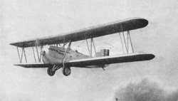 X-C05A Biplane Set Unofficial Altitude Record